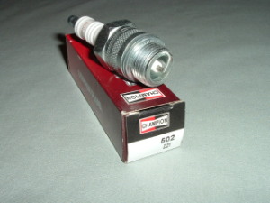 Genuine Champion D21 Sparkplug