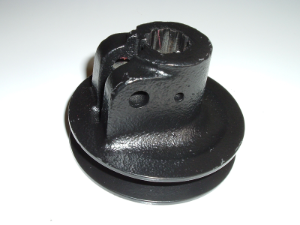 "Pulley, PTO for Sickle Bar Mower ( 4"" dia. )"