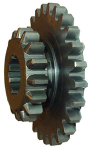 2nd/3rd Sliding Gear, Newer Style w/ 16 and 26 teeth