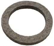 Cub front axle grease felt