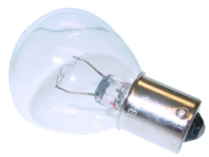 6 Volt bulb for teardrop lights