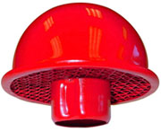 Air Cleaner Cap, Later Style