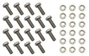 Radiator Core Bolt and Washer Kit