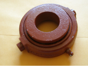 Replacement style throwout bearing