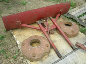 Rear Wheel Weights