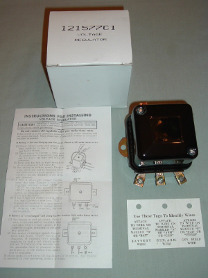 Voltage Regulator, 12 Volt version
