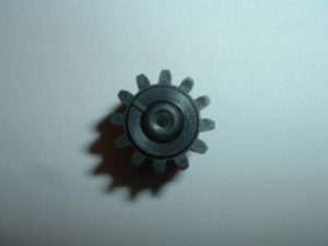 Mag rotor pinion gear