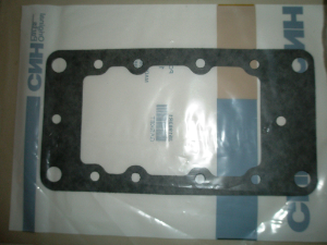 Touch control bottom gasket