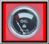 Oil Pressure Gauge 1948-1954 (SKU: FTC458)