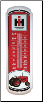 International Harvester IH thermometer