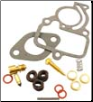 IH 3/4 Updraft ECONOMY Carburetor Overhaul Package (SKU: ABC228)