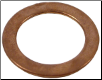 Gasket, Oil Pan Drain Plug (SKU: ABC540)