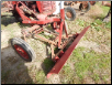 Farmall Cub Snow Plow (SKU: Cub snow plow)