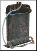 Reproduction radiator (SKU: A351878R93)