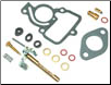 IH 3/4 Updraft BASIC Carburetor Overhaul Package (SKU: FTC820)