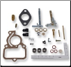 IH 3/4 Updraft COMPLETE Carburetor Overhaul Package (SKU: FTC825)