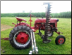 Farmall Cub with extras (SKU: Ohio Cub)