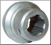 PTO Shift Clutch (collar) w/ set screw (SKU: FTC009)