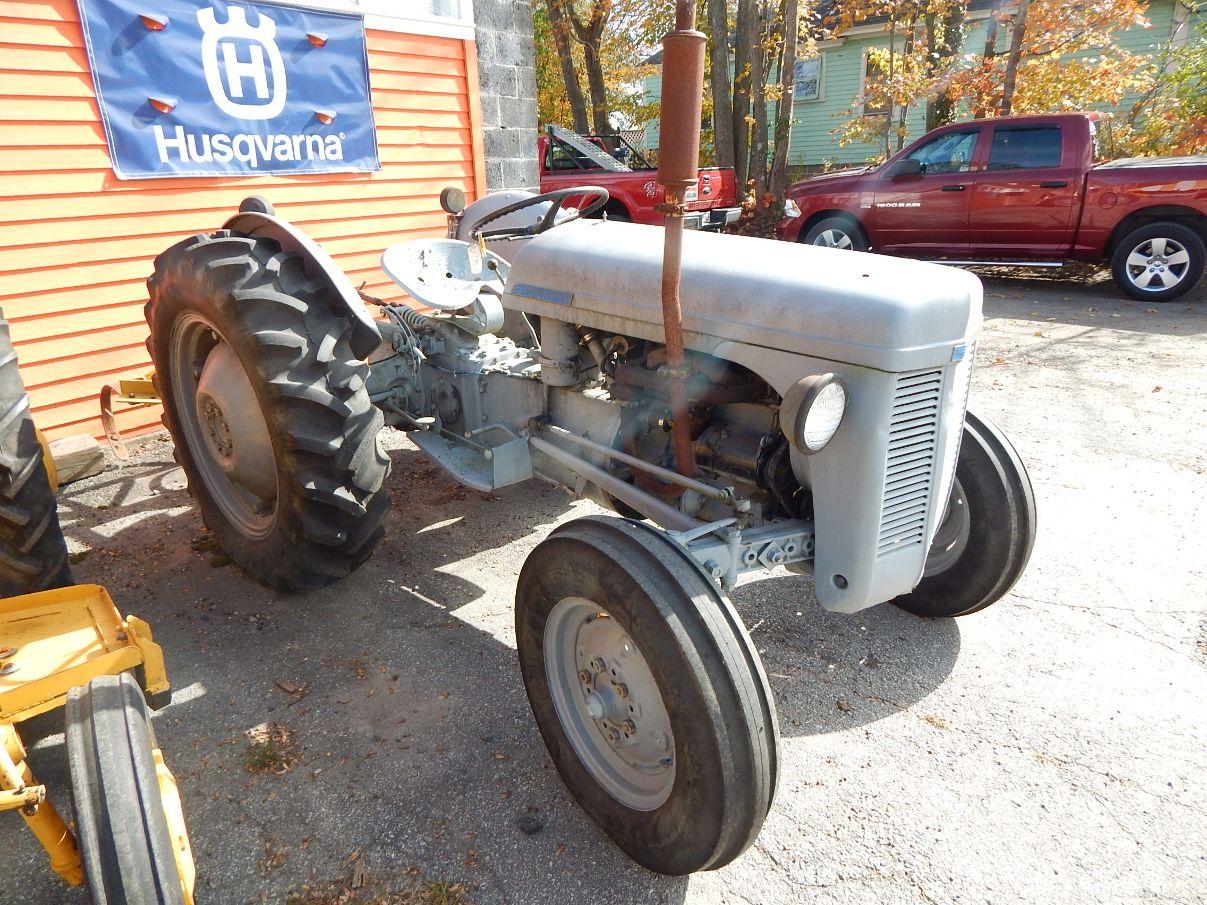 1952 Ferguson Tractor